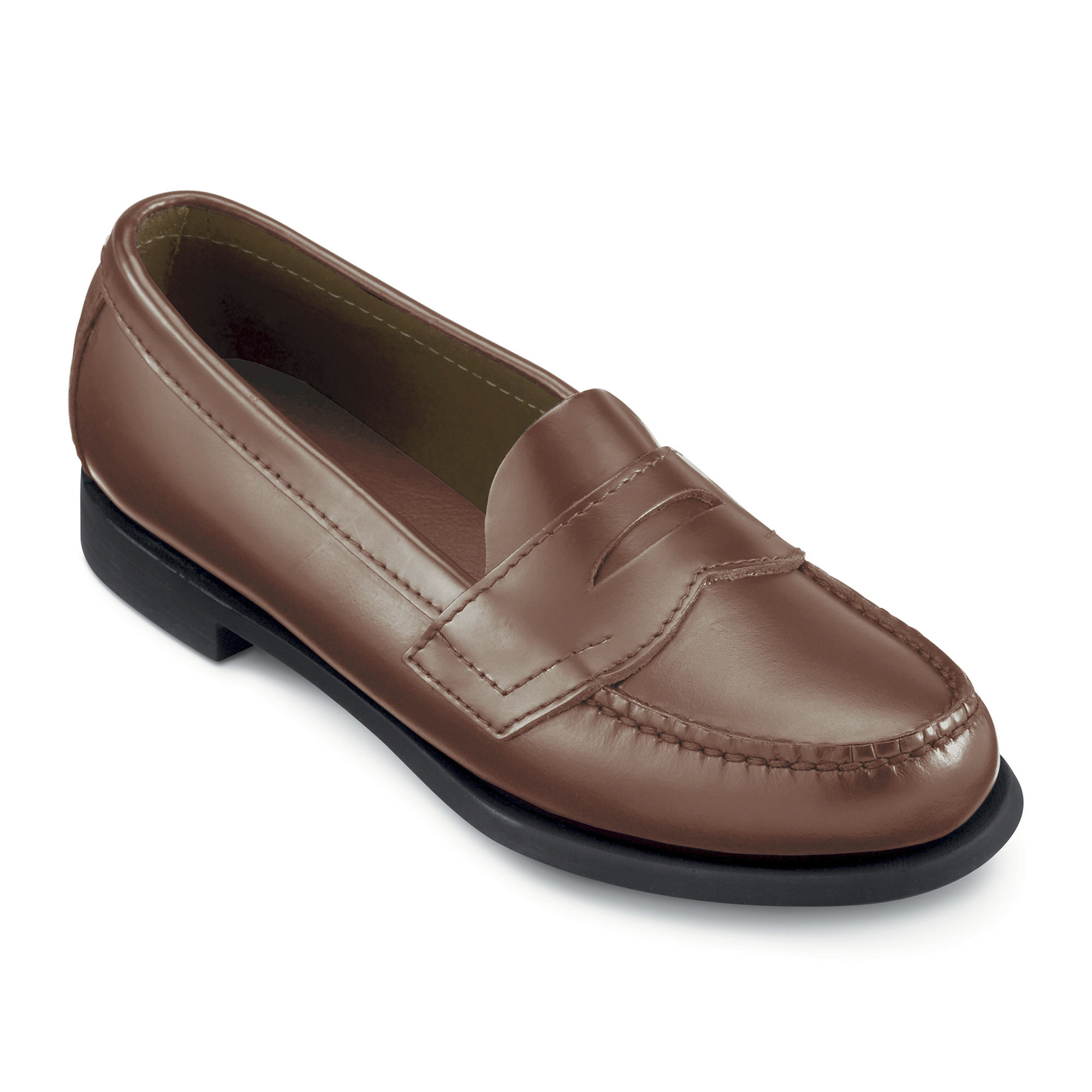 Eastland Classic II Womens Leather Loafers plus size,  plus size fashion plus size appare