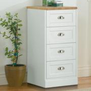 Modular 4-Drawer Cabinet