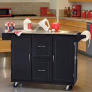 Jefferson Kitchen Cart