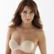 Lily of France® 2-Way Convertible Strapless Gel Bra