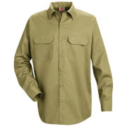 Red Kap® ST52 Utility Uniform Shirt – Big & Tall