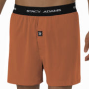 Stacy Adams® Boxers–Big & Tall