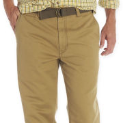 Haggar® Life Khaki™ Relaxed–Fit Chinos–Big & Tall