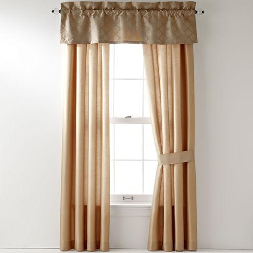 St. Charles 2-Pack Rod Pocket Curtain Panels