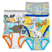 Disney Frozen 5-pk. Olaf Briefs - Boys 4-8