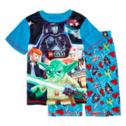 Star Wars Lego 2-pc. Pajama Set - Boys 4-12