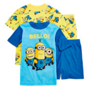 Despicable Me 4-pc. Pajama Set – Boys 4-12