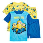 Despicable Me 4-pc. Pajama Set - Boys 4-12