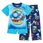 Thomas and Friends 3-pc. Pajama Set - Boys 2t-4t