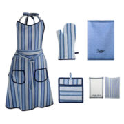 Corelle® Old Town Blue Kitchen Linen Collection