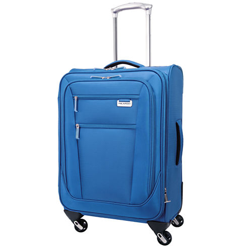 """Skyway Del Mar 19"""" 4 Wheel Upright Carry-On Luggage"""