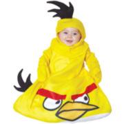 Angry Birds Yellow Bird Bunting Infant Costume