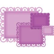 Spellbinders™ Nestabilities® Dies, 4-pc. Fleur De Lis Rectangles Set