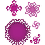 Spellbinders™ Shapeabilities® Dies, 5-pc. Parisian Motifs Set