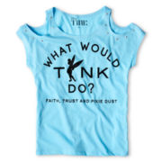 Tinker Bell What Would Tink Do Tee - Girls 6-16