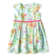 Baker by Ted Floral Dress - Girls newborn-24m