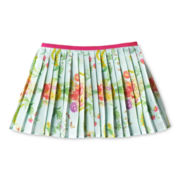 Baker by Ted Floral Pleated Skirt - Girls 2y-6y