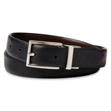 jcpenney.com | IZOD® Feather Edge Reversible Belt - Boys 8-20