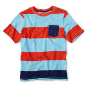 Arizona Colorblock Tee Shirt - Boys 6-20