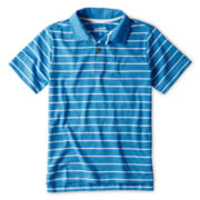 Arizona Thin Stripe Polo Shirt - Boys 6-18