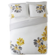 jcp home™ Flower Power 4-pc. Comforter Set