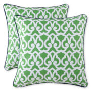 Ironwork 2-Pack Decorative Pillows