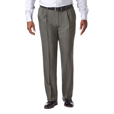 jcpenney.com | Haggar Cool 18 Pro Pleated Front Pant- Big & Tall