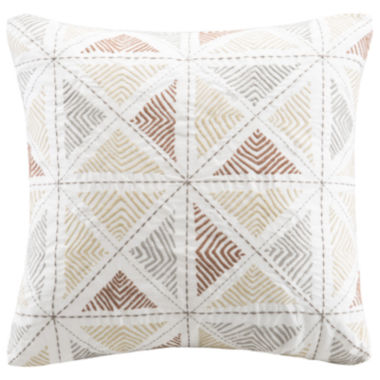 jcpenney.com | INK+IVY Zelda Square Decorative Pillow