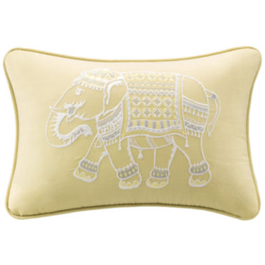 jcpenney.com | INK+IVY Zahira Oblong Decorative Pillow