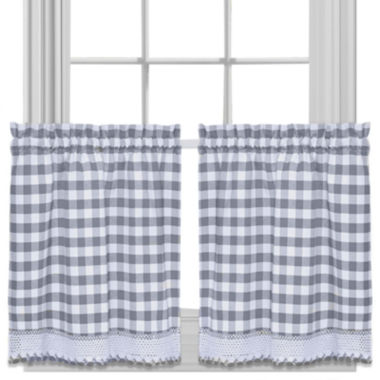 jcpenney.com | Freeform Rod-Pocket Window Tiers