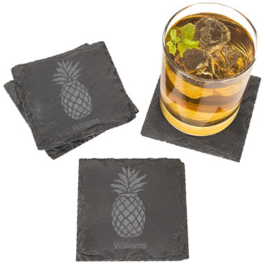 jcpenney.com | Cathy's Concepts Pineapple 4-pc. Coasters