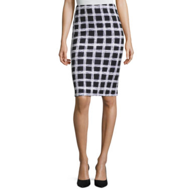 jcpenney.com | Alyx Print Pencil Skirt