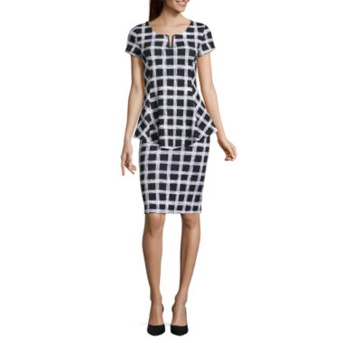 jcpenney.com | Alyx Print Peplum Top or Print Pencil Skirts