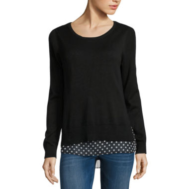 jcpenney.com | Alyx Twofer Sweater