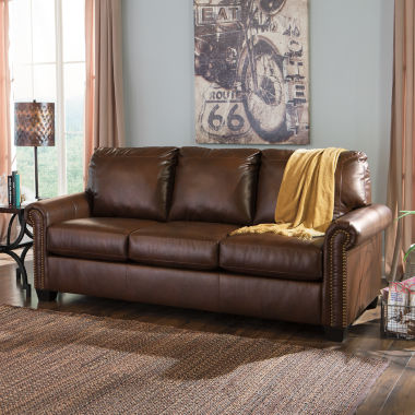 jcpenney.com | Signature Design by Ashley® Lottie Durablend Full Sofa Sleeper