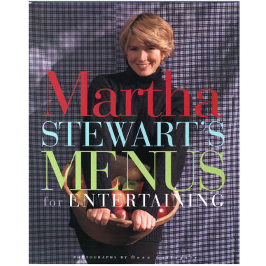jcpenney.com | Martha Stewart's Menus for Entertaining