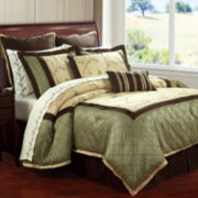 Alexandria 8-pc. Queen Comforter Set