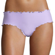 Arizona Lacey Daisy Cheeky Hipster Swim Bottom - Juniors