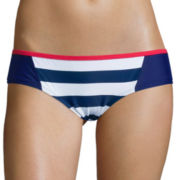 Arizona Field Day American Wide Hipster Swim Bottom - Juniors