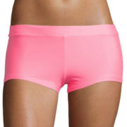 Arizona Solid Boyshort Swim Bottom - Juniors