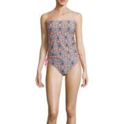 Arizona Medallion Bandeaukini Swim Top or Hipster Swim Bottom - Juniors