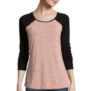 i jeans by Buffalo 3/4-Sleeve Top