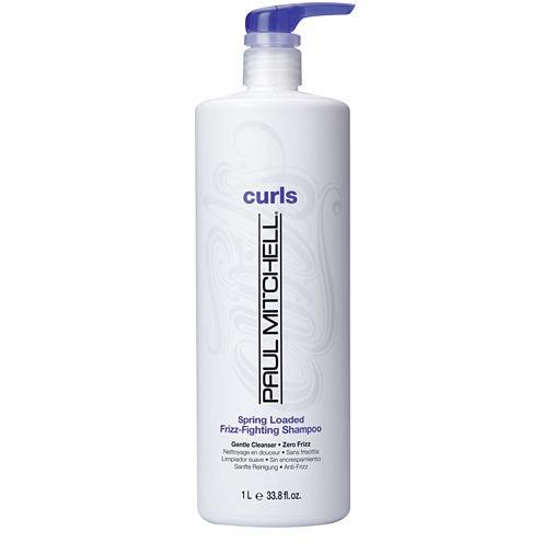 Paul Mitchell Spring Loaded Frizz Fighting Shampoo - 33.8 oz.