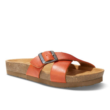 jcpenney.com | Eastland Kelley Womens Slide Sandals