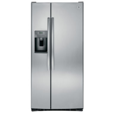 jcpenney.com | GE® ENERGY STAR® 23.2 cu. ft. Side-By-Side Refrigerator