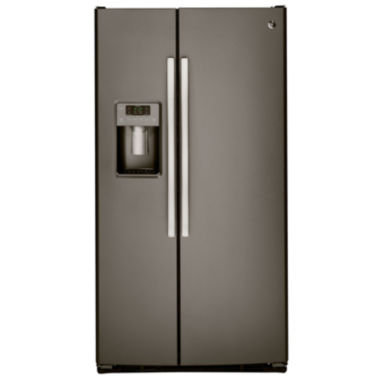 jcpenney.com | GE® 23.2 cu. ft. Side-By-Side Refrigerator