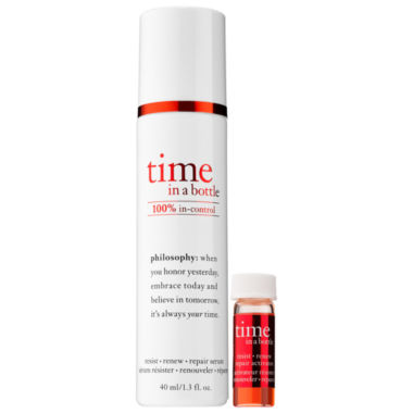 jcpenney.com | philosophy Time In A Bottle 100% In-Control