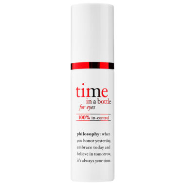 jcpenney.com | philosophy Time In A Bottle For Eyes 100% In-Control