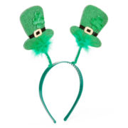 Mixit™ St. Patrick's Day Green Leprechaun Hat Headband