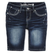 Revolution™ by Revolt Denim Shorts - Girls 7-16